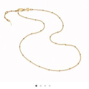 Missoma Gold Short Bobble Chain